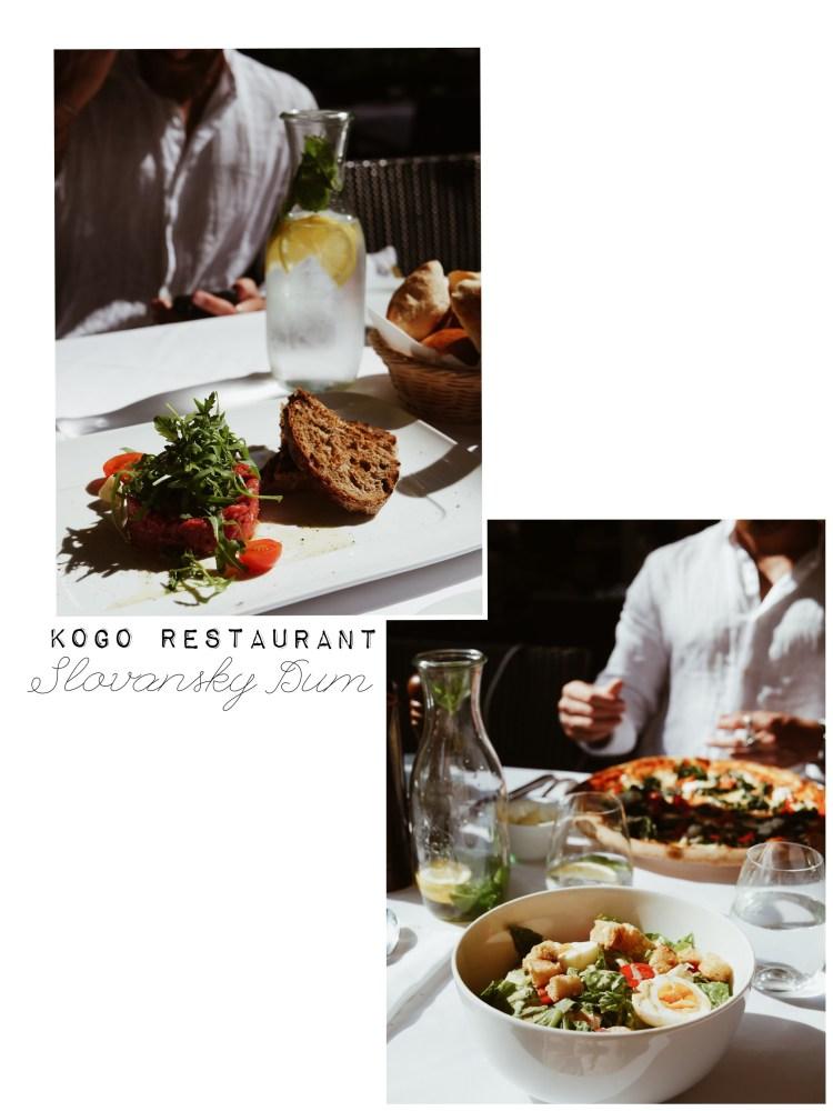 Kogo Restaurant Travelguide Prag