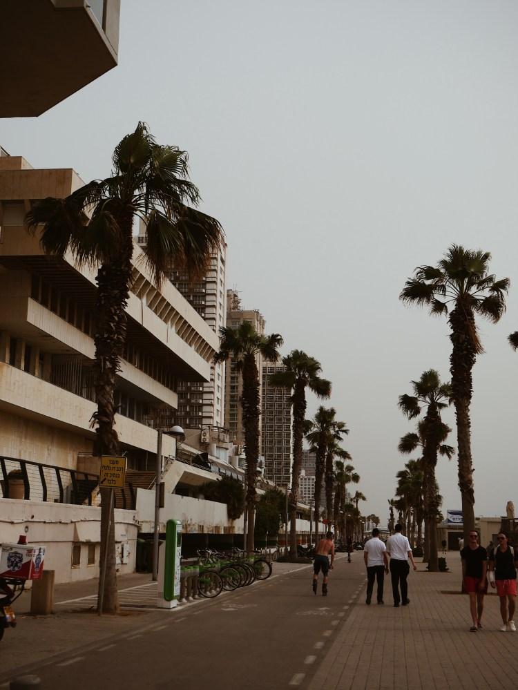 Strandpromenade Tel Aviv