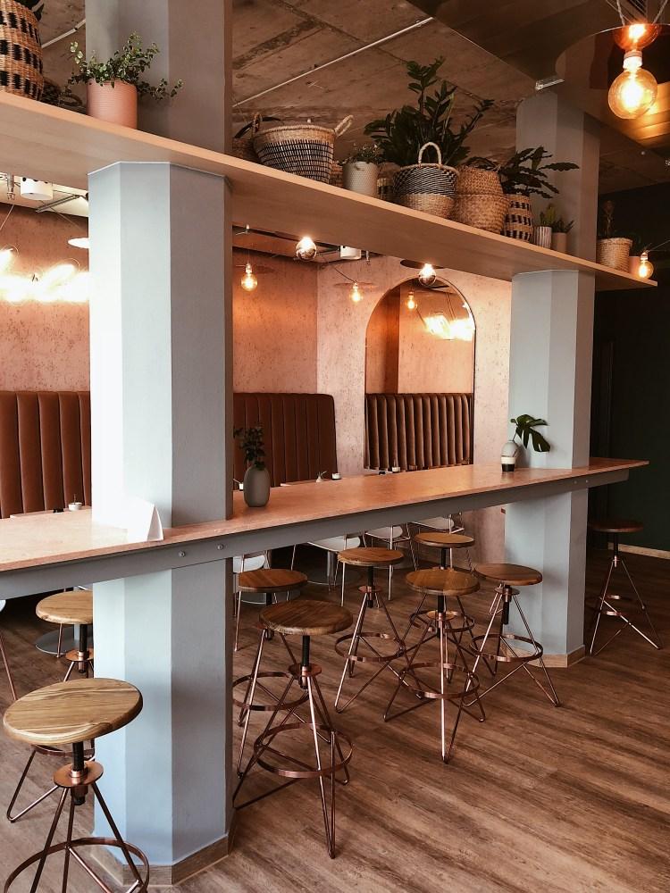 Marys Coffee Club Interior