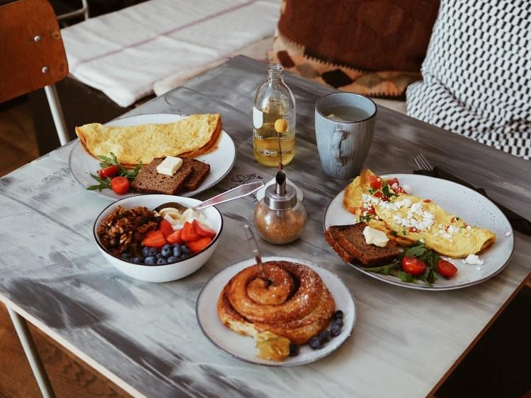 Heinrich Matters Breakfast