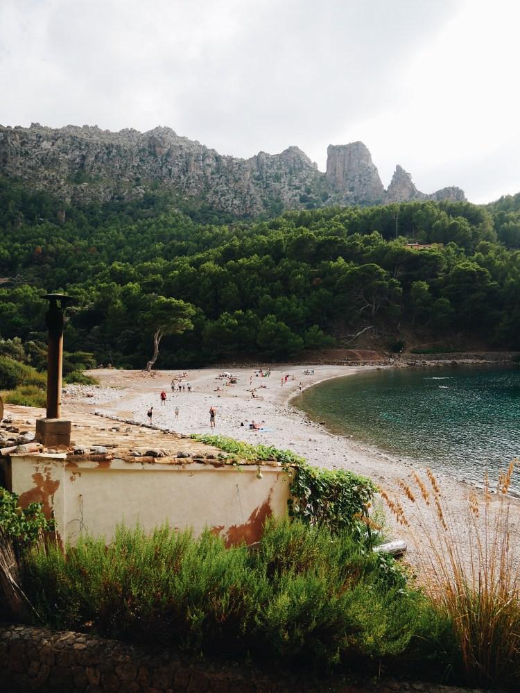Die drei schönsten Buchten Mallorcas Cala Tuent
