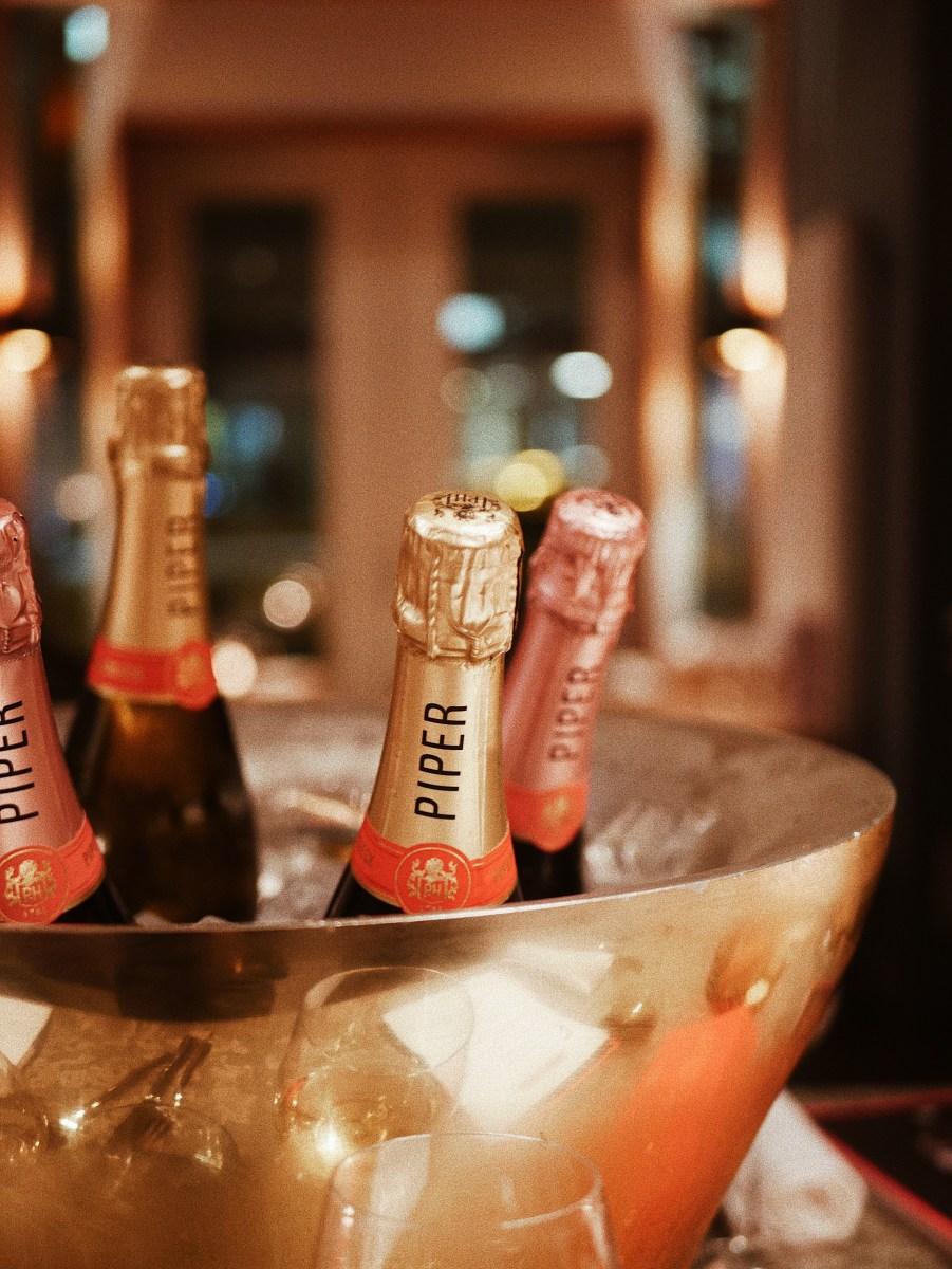 Anzeige I Piper-Heidsieck Champagner Tasting