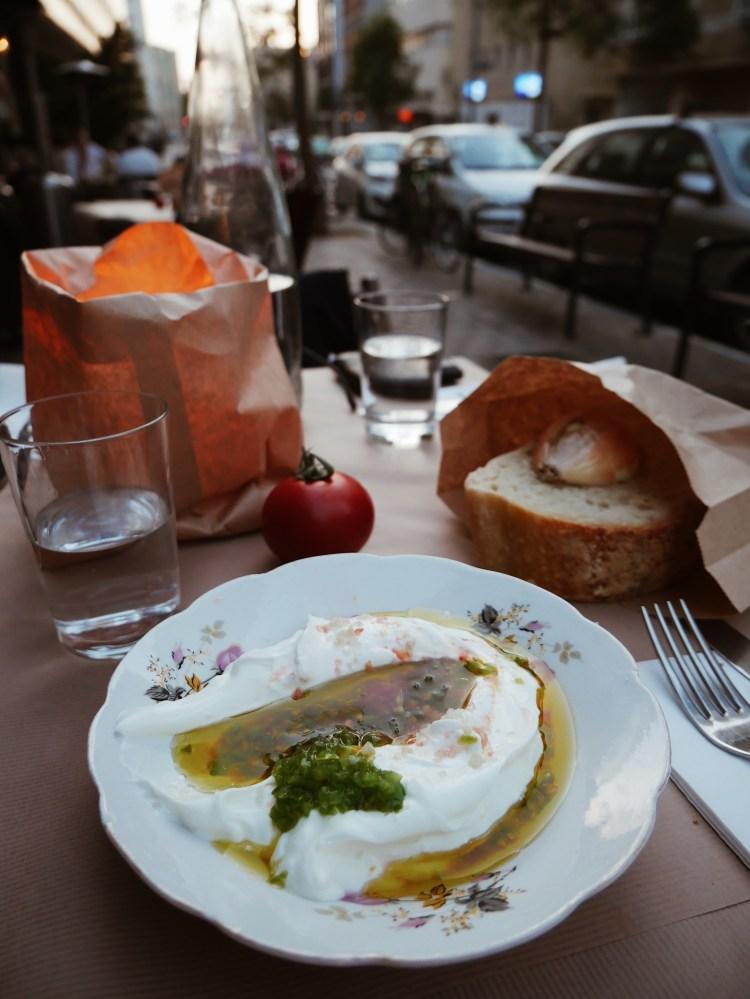 Tel Aviv Café Abraxas