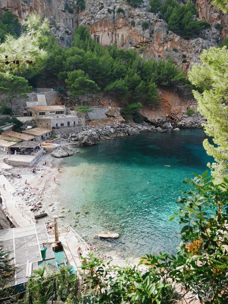 Palma de Mallorca Cala de Sa Calobra