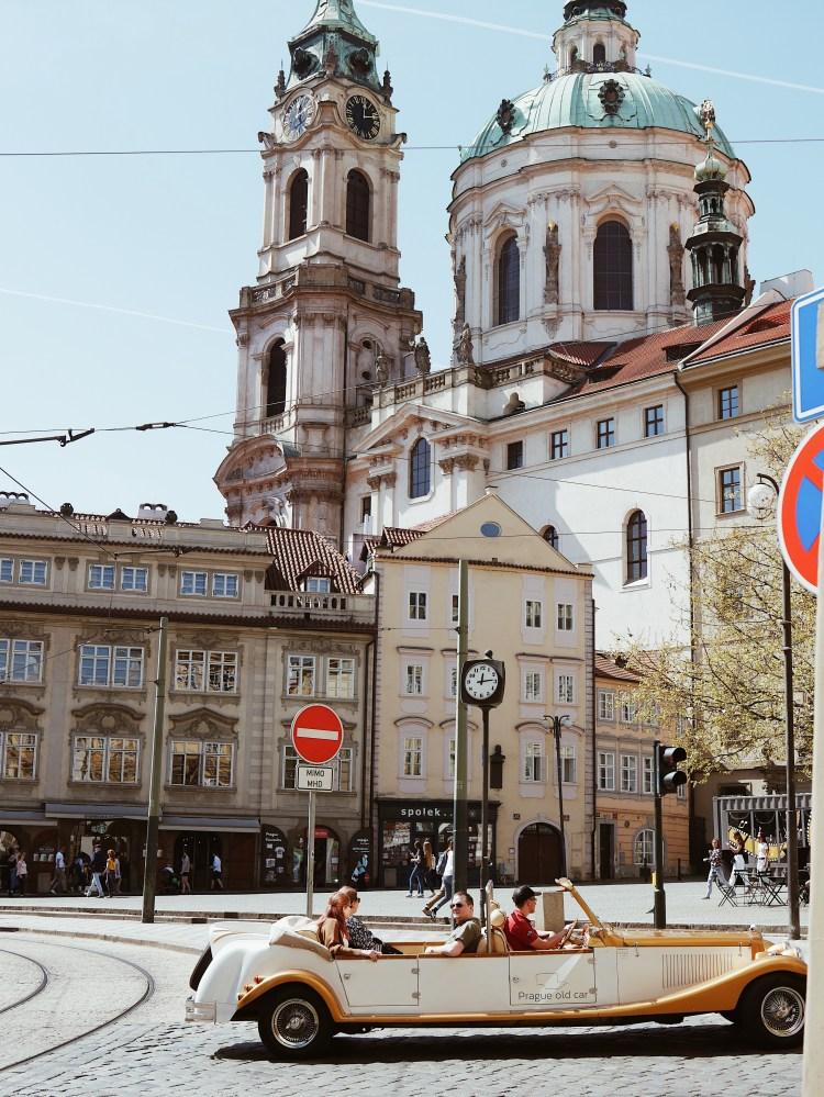 Prag Sightseeing