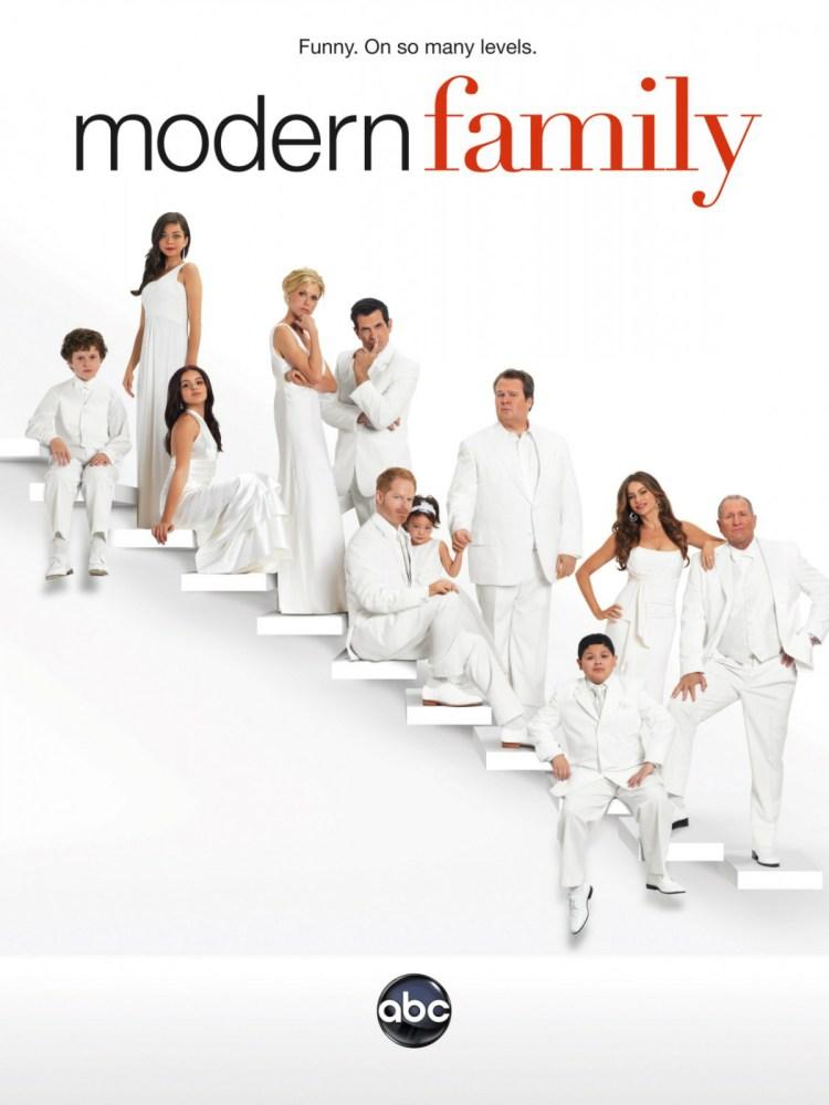 Die besten Netflix Serien Modern Family