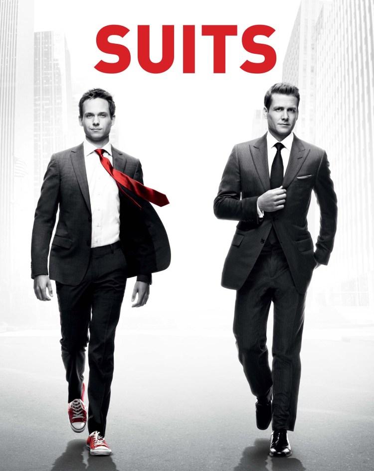Die besten Netflix Serien Suits