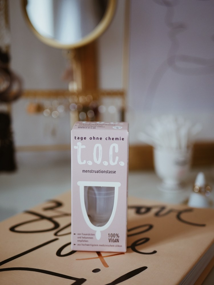 Product Review Menstruationstasse t.o.c.