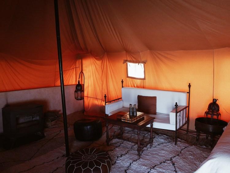Superior Suite Tent Scarabeo Camp