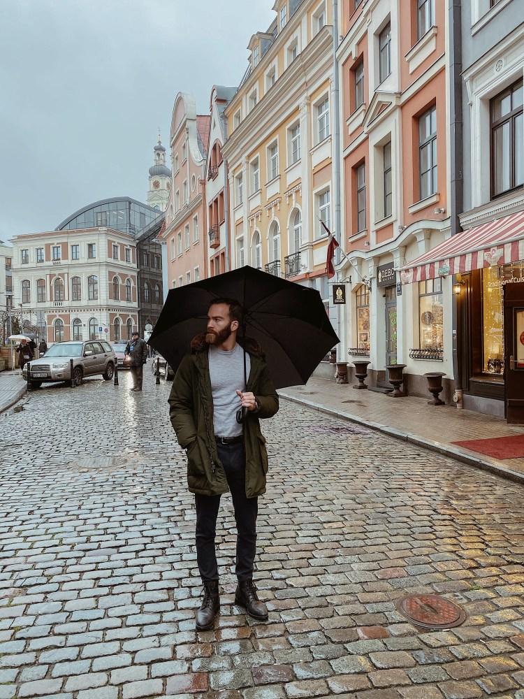 Altstadt Riga, Lettland