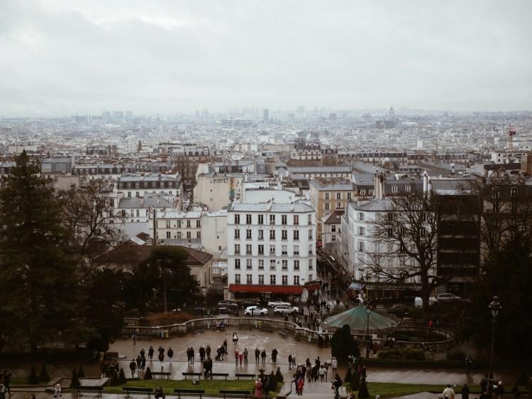 Sacré-Cœur de Montmartre Paris, France