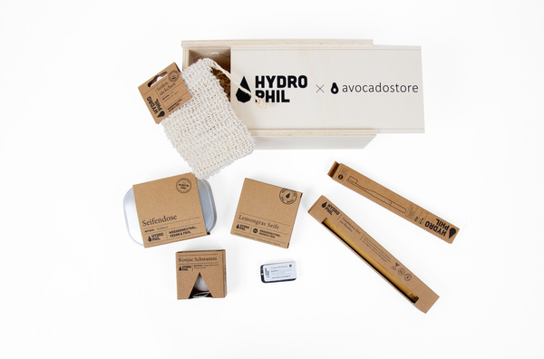 Hydrophil Zero Waste Starter Kit