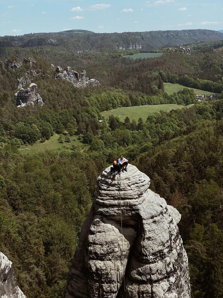 Deutschlandreise Elbsandsteingebirge