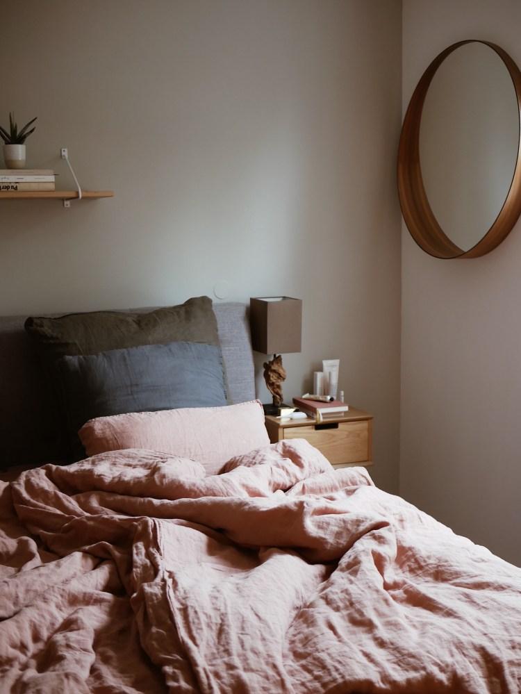 Schlafzimmer Make-Over