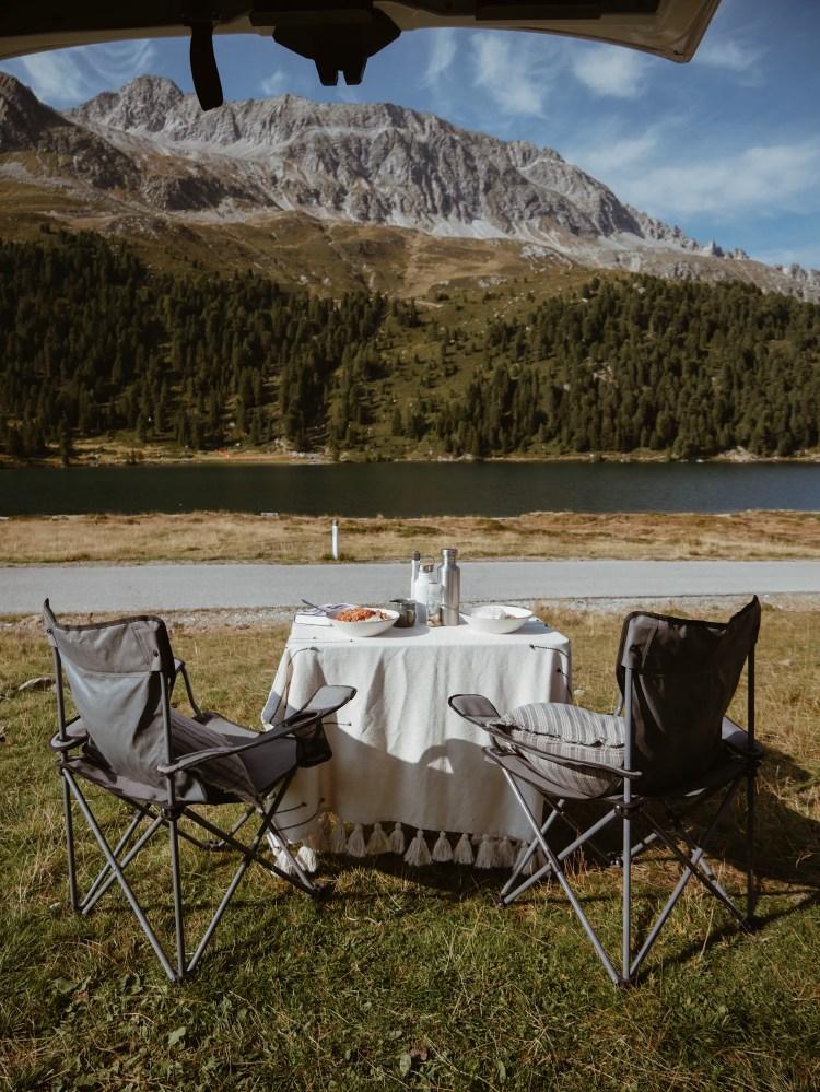 Camping am Obersee, Osttirol, Oesterreich