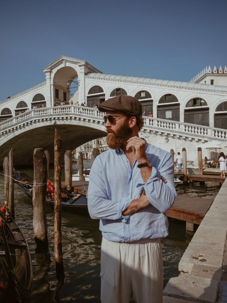 Venedig Rialtobruecke Nicholas