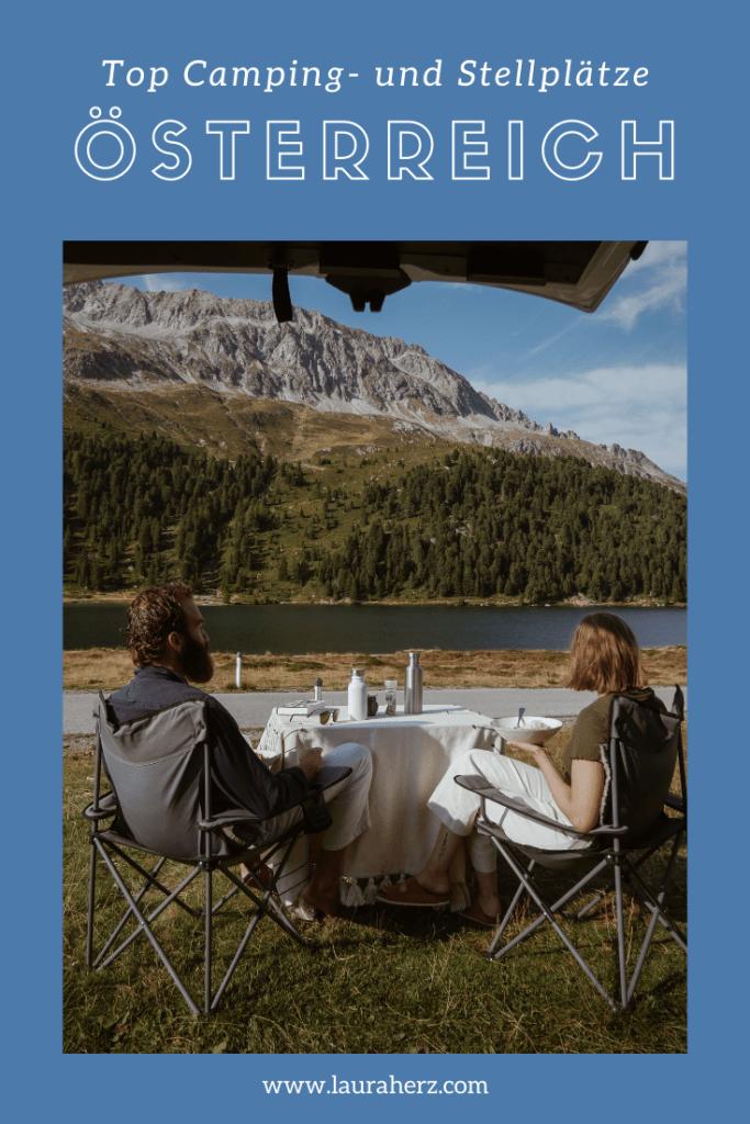 Top Camping und Stellplaetze Oesterreich