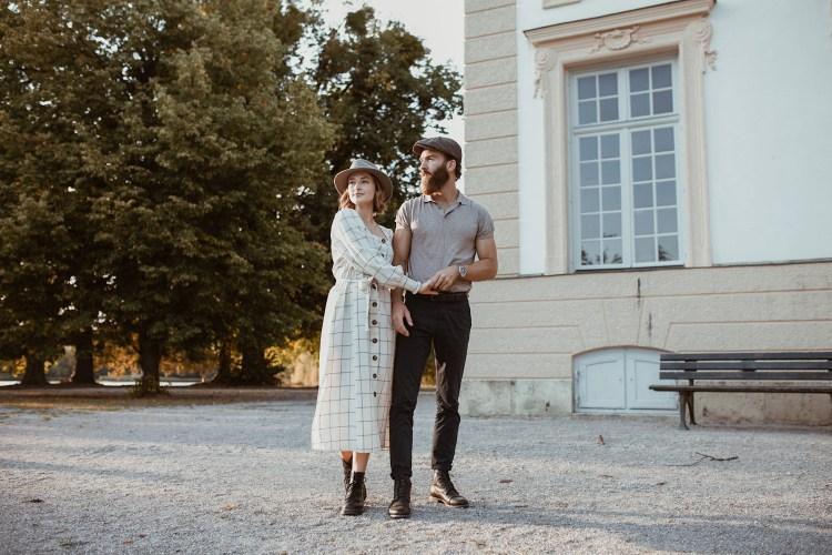 Couple Photography Boho