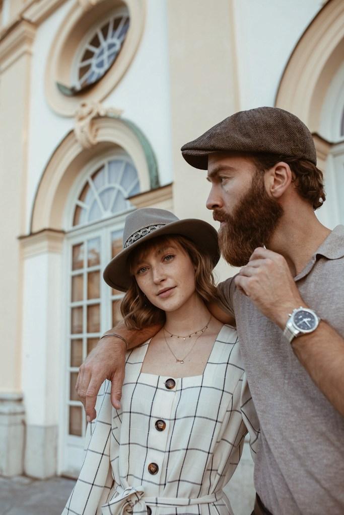 Couple Shoot Bearded Men