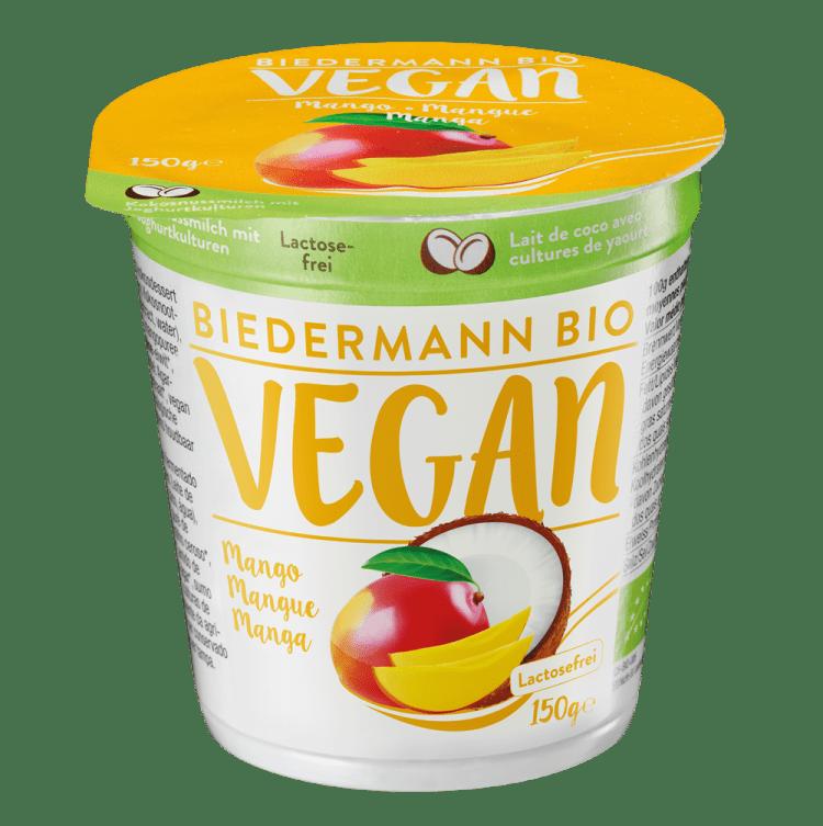 Biedermann veganer Joghurt