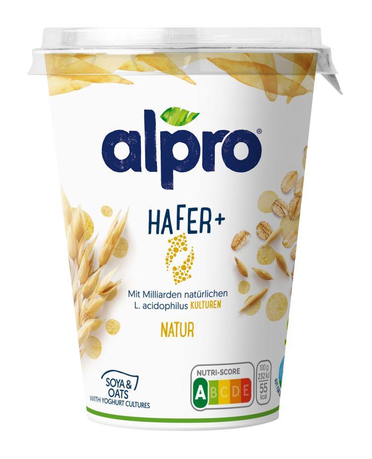 alpro Hafer Joghurt