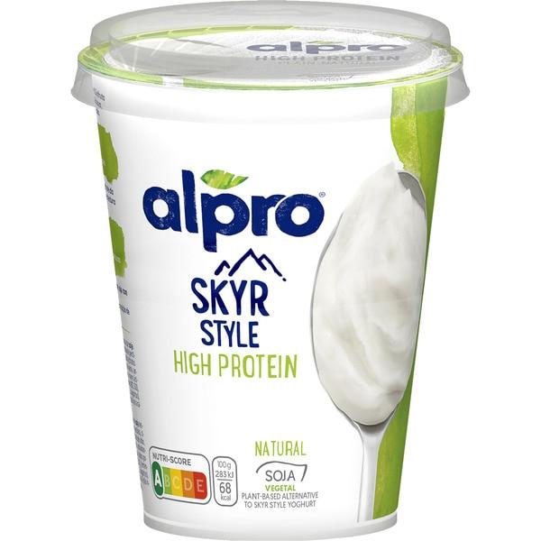 alpro veganer Quark
