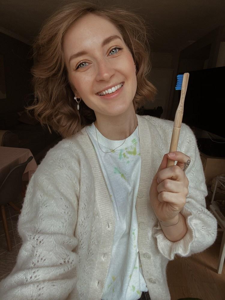 Plastikfreie Zahnpflege