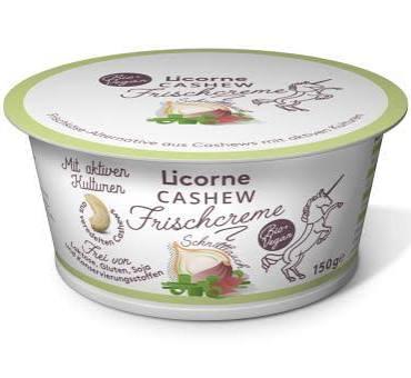 Licorne Cashew Frischcreme