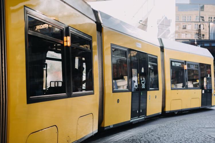 Tram fahren