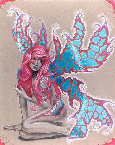 Heather Kreiter 'Elecktra Pink'