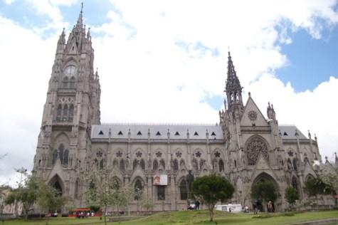 Die beeindruckende Basilica
