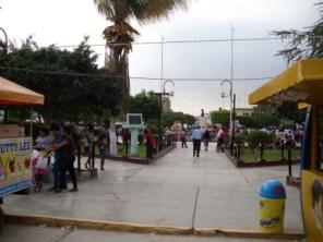 Ein Fest in Túcume