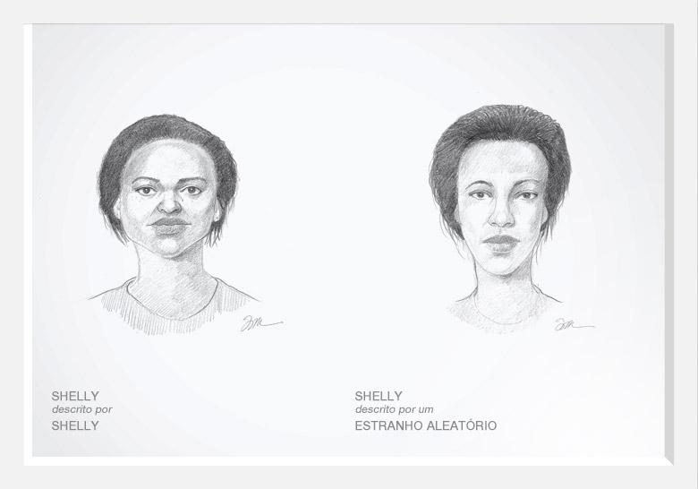 Dove demuestra la belleza real con los bocetos de un artista forense (1/5)