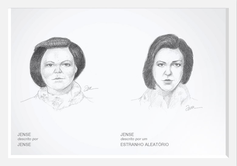 Dove demuestra la belleza real con los bocetos de un artista forense (3/5)