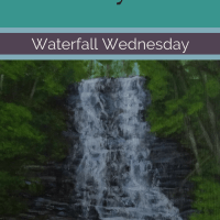 Waterfall Wednesday: Waverly Glen