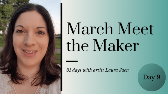 March Meet the Maker graphic