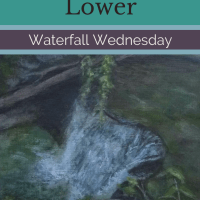 Waterfall Wednesday: Twin Falls Lower Falls