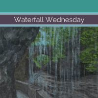 Waterfall Wednesday: Rainbow Falls