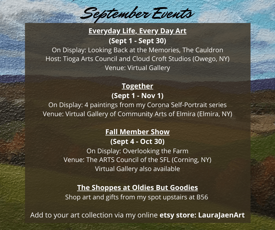 september events graphic