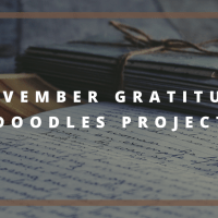 November Project: Gratitude Doodles