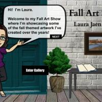 Virtual Fall Art Show - Pt 3