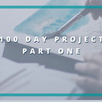 100 Day Project 2021: Part 1