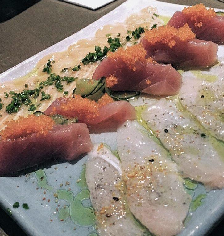 Restaurante japonês Kawa Sushi