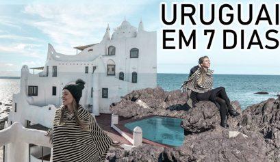 roteiro da Laura Kassab no Uruguai