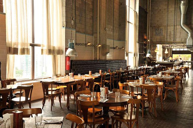 30 bares e restaurantes com vista em São Paulo - LauraK