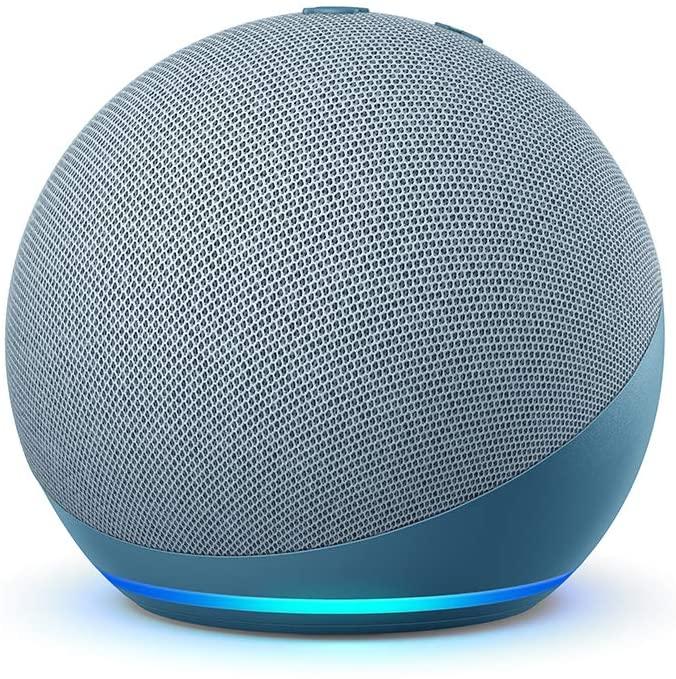 Echo Dot 4 geração Amazon Alexa