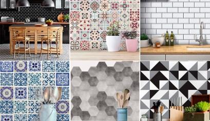 azulejos decorados para cozinha