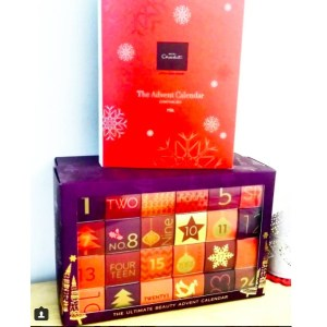 Hotel Chocolat and Marks and Spencer Ultimate Beauty Advent
