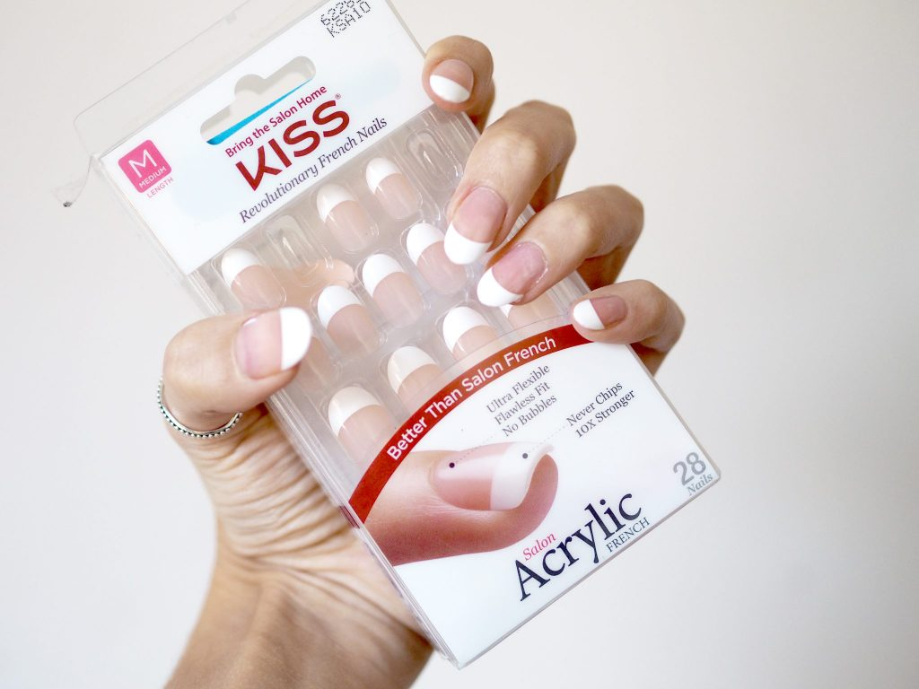 Kiss Stick on Acrylic Nails - Alex Silver PR | Manchester Fashion and Lifestyle Blogger Product Review