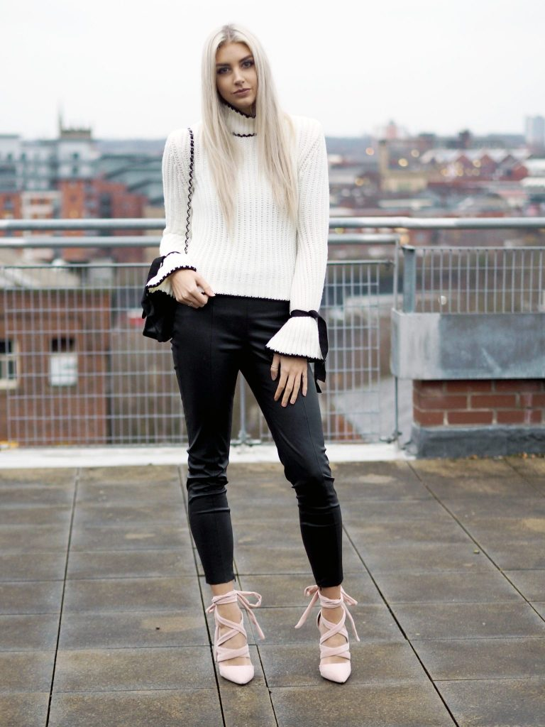 Laura Kate Lucas - Manchester Fashion and Lifestyle Blogger | Sweater Style Series Outfit Post with Sammydress